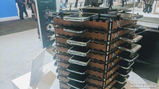 三星用40台旧手机建比特币矿机 性能可超越普通电脑
