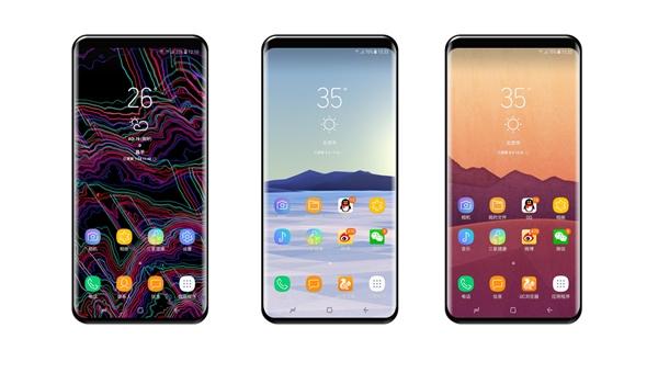 三星Galaxy S9/S9+原型曝光:屏下指纹未决 取消3.5mm耳机孔