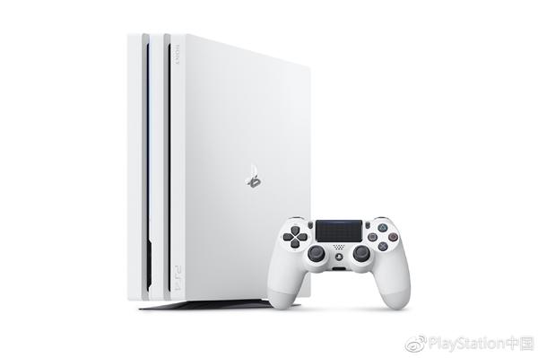 国行PS4 Pro首次迎来全新配色:2999元