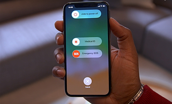 iPhonex怎么关机 iPhonex关机教程分享