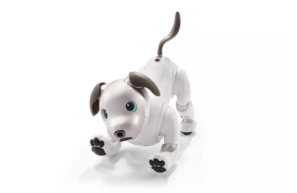 停产11年!索尼发布新一代Aibo爱宝机器狗:1.15万元