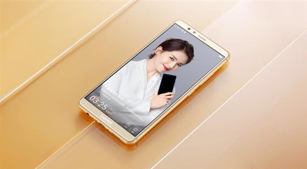 全面屏手机金立M7 AMOLED屏幕带来的极致享受