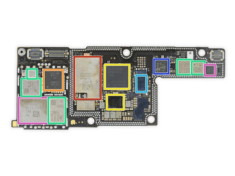 iPhone X最专业深度拆解!惊现神秘芯片