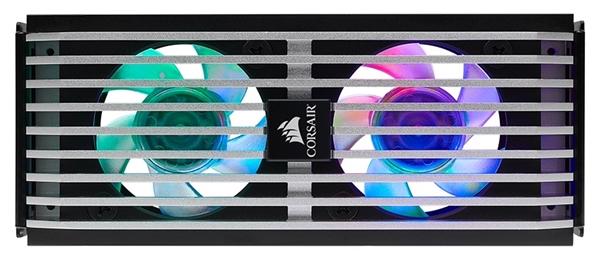 海盗船发布高端内存RGB风扇:580元让你闪个够