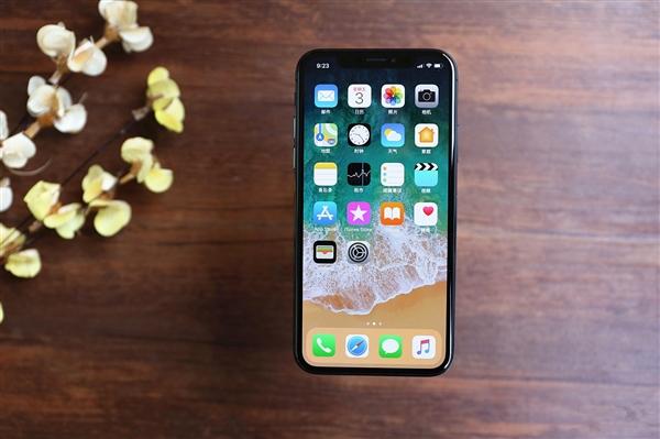 超越三星Note8!iPhone X OLED屏获最高评级:色准逆天