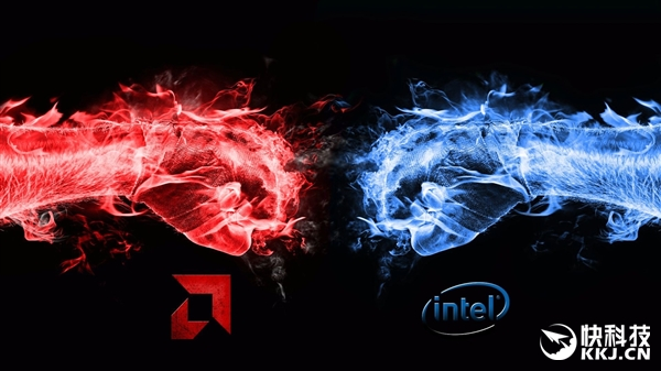 Intel/AMD正式在一起!单芯片整合八代酷睿+Vega GPU
