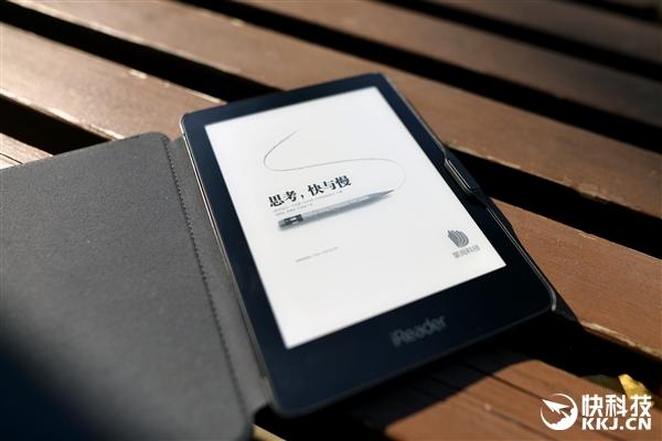 掌阅iReader Ocean电子书美女图赏:6.8英寸阅读神器