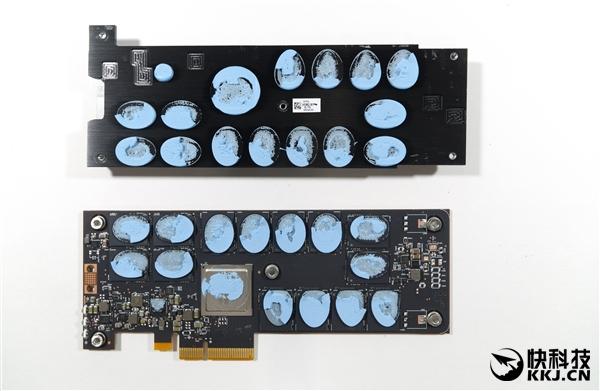 最灵敏SSD!Intel傲腾SSD P4800X容量翻番至750GB