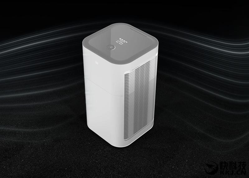 酷炫智能净化 豹米空气净化器B70评测:700m3/h除霾利器