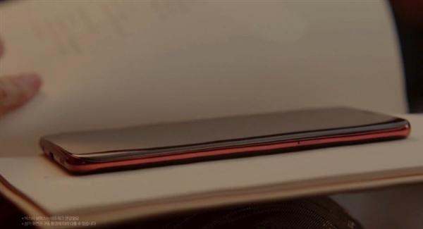 美呆了!三星Galaxy S8枫叶红配色发布:小姐姐最爱