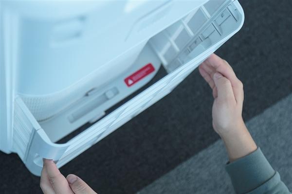 锤子畅呼吸智能空气净化器图赏:颜值出众