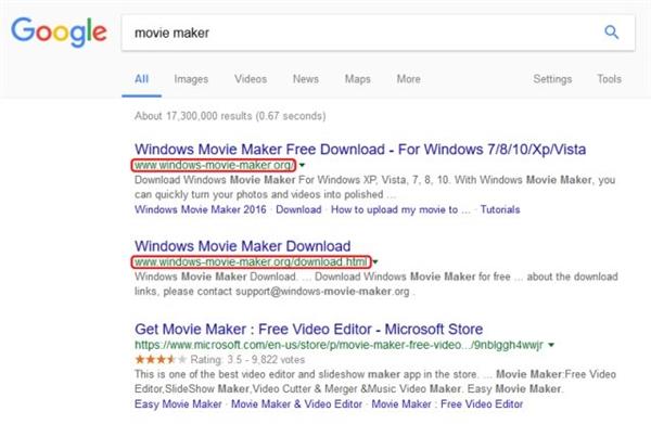神伪装!冒牌Windows Movie Maker网络肆虐:密集中招
