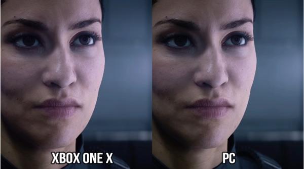Xbox One X游戏画质对比Vega 64电脑:结果意外