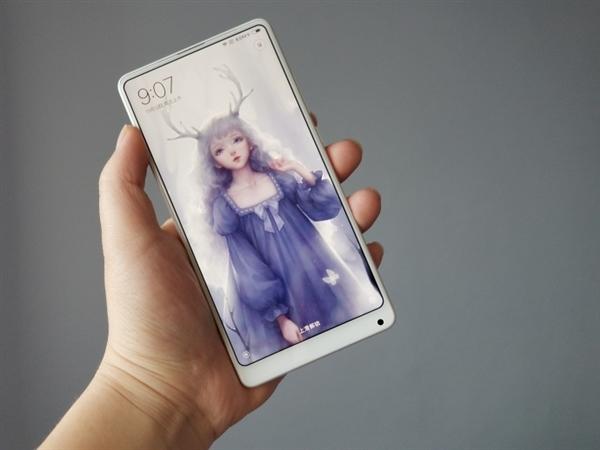 4699元8G全陶瓷!小米MIX 2全陶瓷尊享版上手:中毒