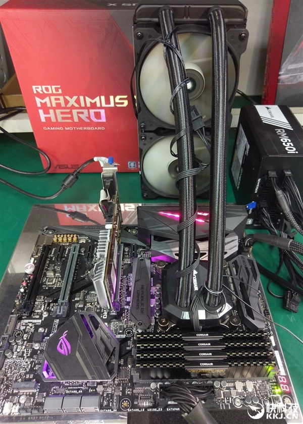 4333MHz!海盗船发史上最快32GB DDR4内存
