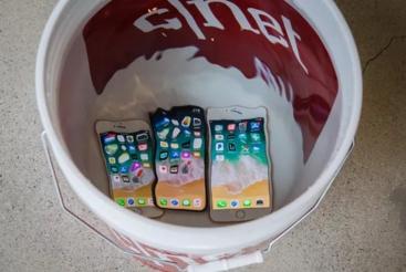 IP67是摆设!iPhone 8泡水28分钟后入液报废:老外愤怒
