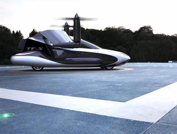 这是要上天 吉利宣布收购美国飞行汽车公司