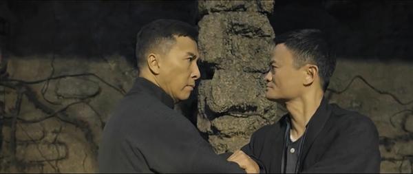 马云主演《功守道》电影免费看 观众:他开心就好