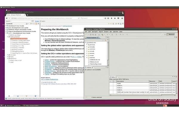 一秒变PC!三星Note8 DeX进阶:塞入完整Ubuntu系统