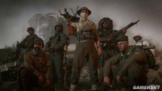 《COD14:二战》出错给双倍经验 在周末甚至能获得三倍