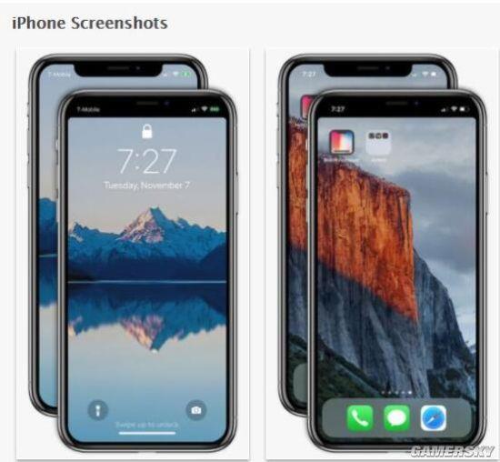 iPhone X去刘海APP上线 售价6元网友表示被坑了