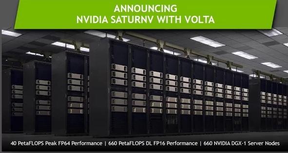 NVIDIA自造AI超级计算机:轻松进入世界前五