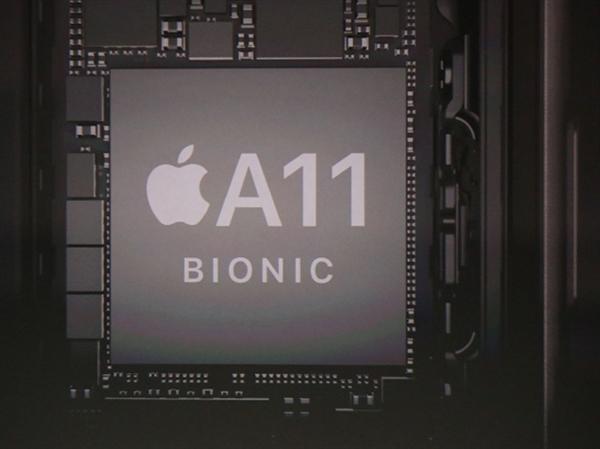 首发台积电7nm!苹果A11X曝光:8核设计