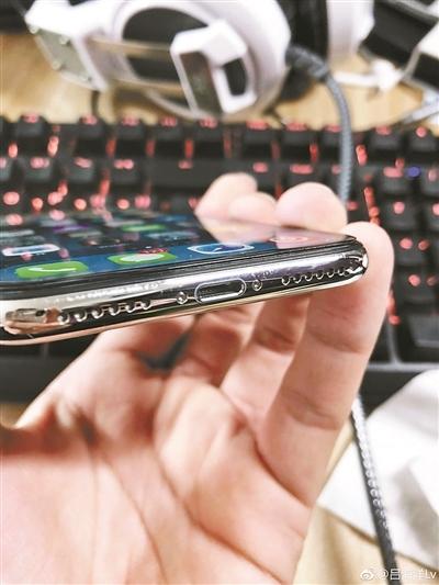iPhone X掉漆严重到没法直视:苹果回应让用户很崩溃