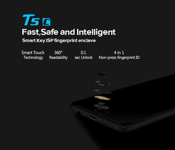 860元!领歌首发展讯SC9853i手机:Intel x86八核心