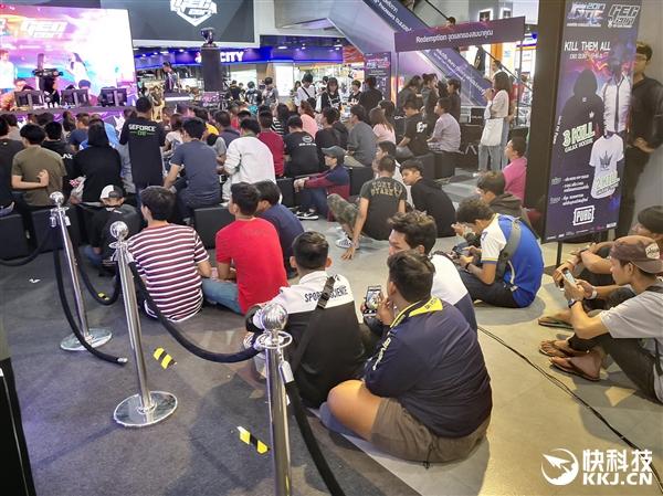 首次转战海外!影驰全球超频盛典决胜泰国曼谷