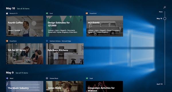 微软宣布为Win10带来Sets:所有UWP应用将支持标签化