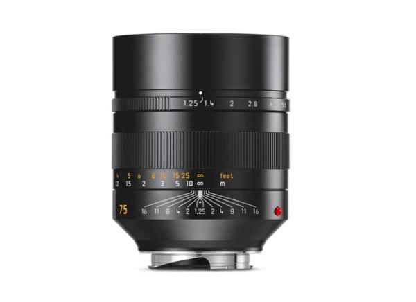 徕卡推出Noctilux-M 75mm f/1.25特大光圈镜头 效果无可挑剔