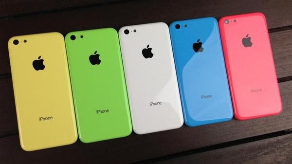 什么鬼?iPhone 5C国行突然重新入网
