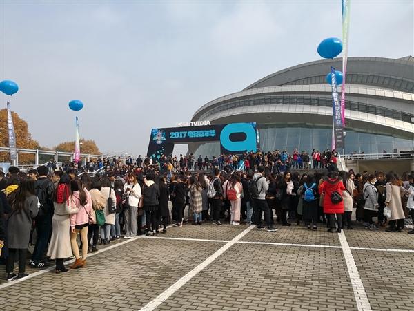 九年打造DIY第一盛事!影驰电竞嘉年华2017激情上演