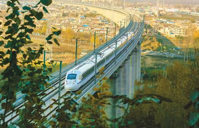 西成高铁12月6日正式开通运营:成都-西安只需3个半小时