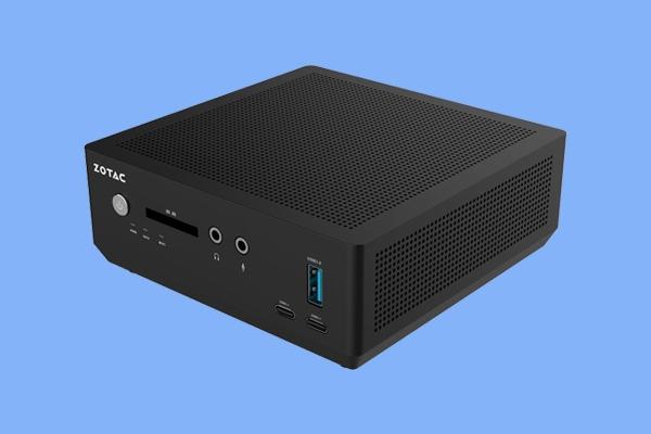 8代酷睿+32GB内存!索泰发布两款 5寸迷你电脑