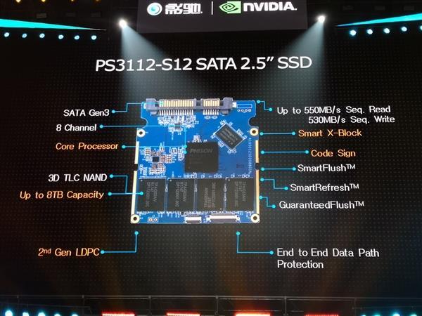 群联预告32TB SSD!断绝机械硬盘活路