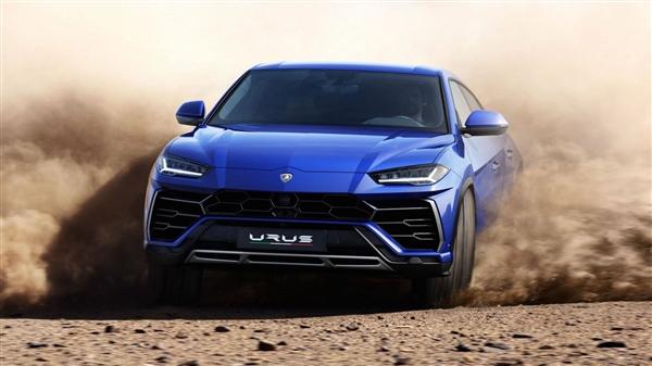 全球最快量产SUV!兰博基尼Urus正式发布:中国售价313万