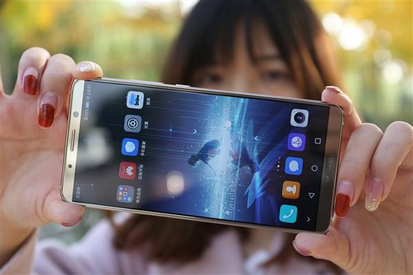 全球智能手机Q3销量出炉:华为OPPO小米跻身前五