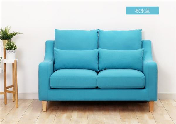 1599元起!小米众筹8H独立袋装弹簧布艺沙发发布:零螺丝组装