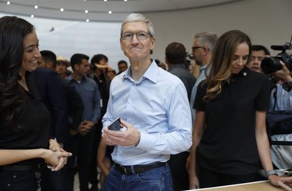 苹果CEO库克如此评价腾讯、马化腾:很意外