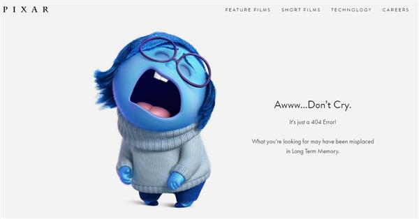 """""""您要找的网页不存在""""舶来品""""404错误""""简史"""
