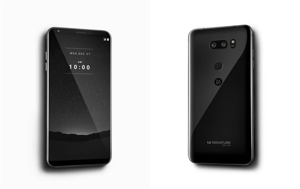 LG发布V30玺印版全面屏旗舰:陶瓷后壳、1.2万元