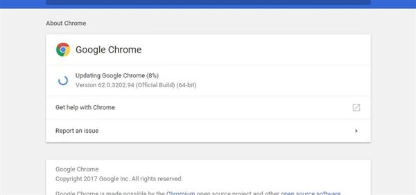 全平台Chrome 63正式版发布