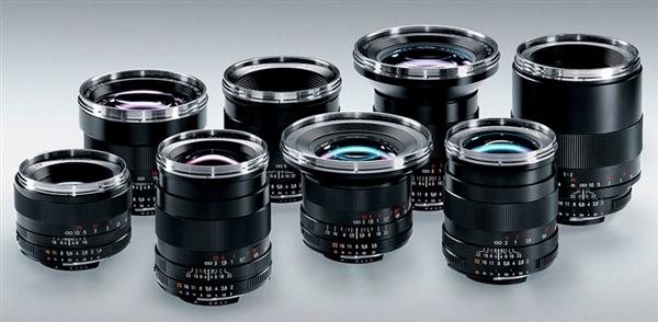 有钱也买不到了:蔡司Classic单反镜头停产
