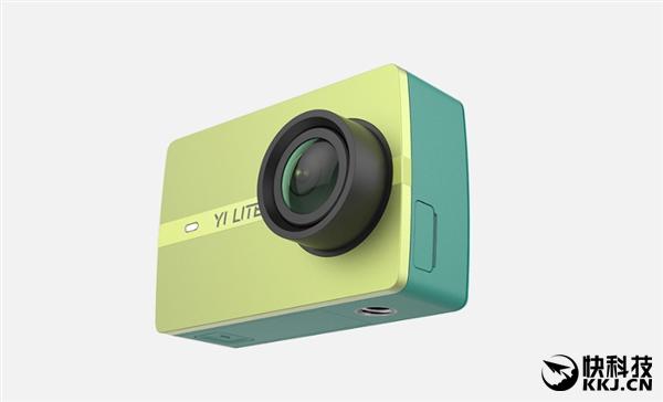 799元 小蚁Lite运动相机开卖 支持4K