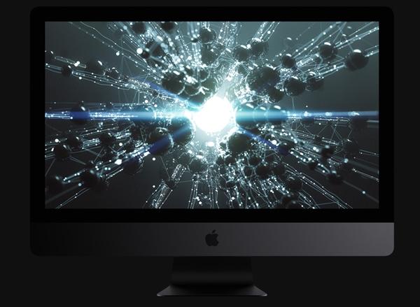 3.3万元起!苹果iMac Pro马上开订:18核心+Vega神机
