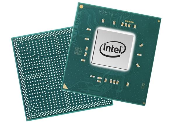 Intel正式发布银牌奔腾:6W超低功耗