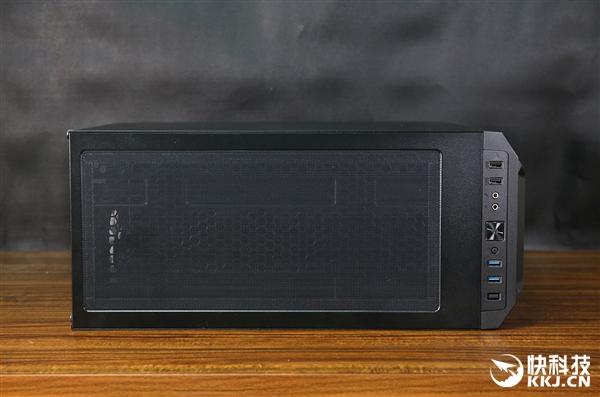 279元!先马厚道先生G1机箱图赏:双360冷排位+高塔8槽