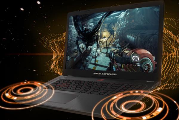 AMD性能担当 ROG首款八核笔记本驾到